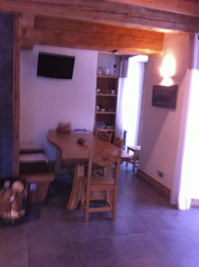 Location de vacances - Appartement à Chamonix-Mont-Blanc - sejour