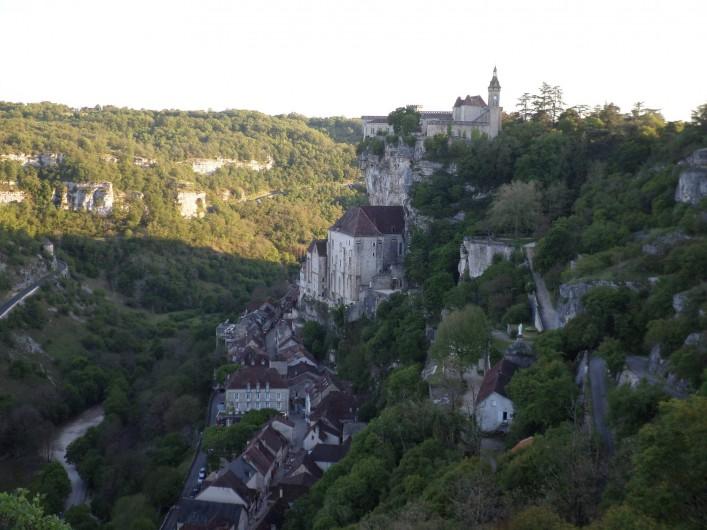 Location de vacances - Maison - Villa à Causse-et-Diège - Rocamadour, village magnifique