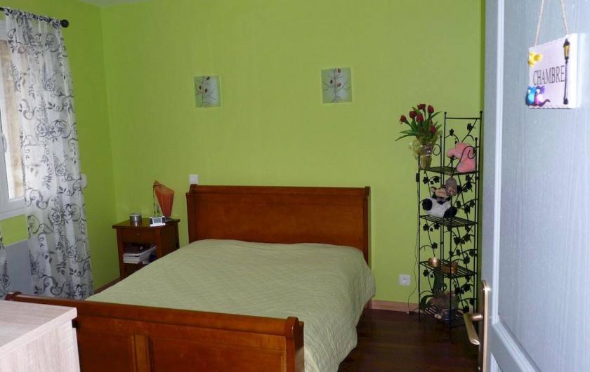Location de vacances - Maison - Villa à Causse-et-Diège - encore du vert!