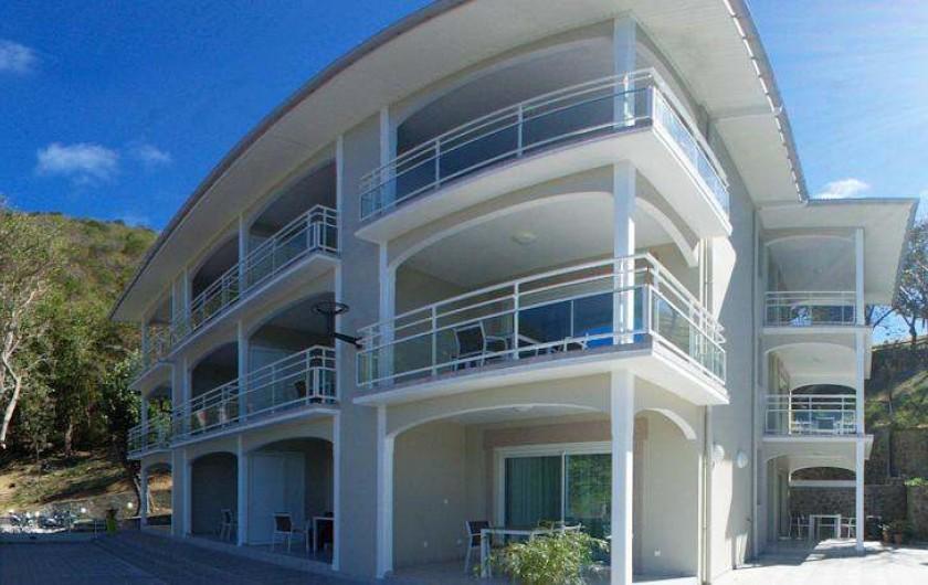 Location de vacances - Hôtel - Auberge à Terre-de-Haut - Chambre vue mer !!