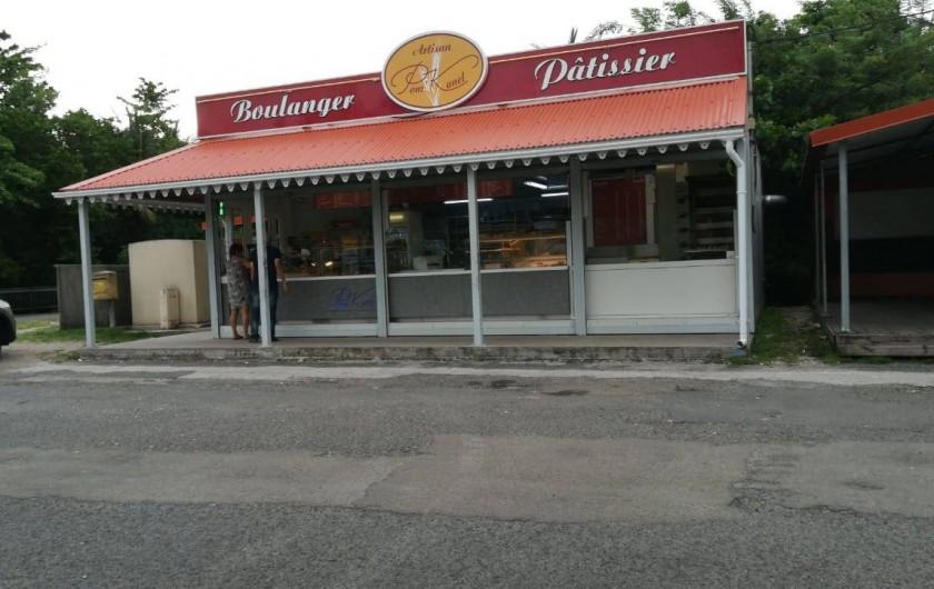 Location de vacances - Appartement à Les Trois-Îlets - Proche de toutes commodités