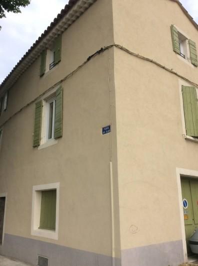Location de vacances - Appartement à Pont-Saint-Esprit
