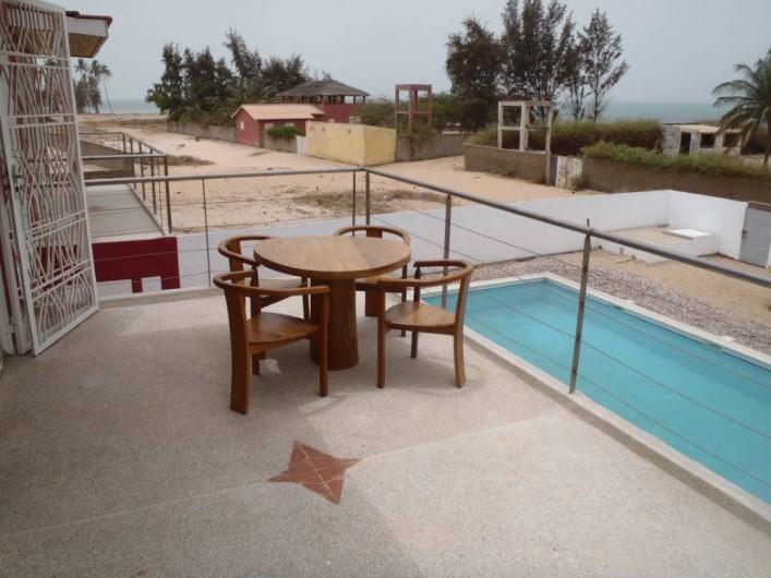 Location de vacances - Villa à Palmarin