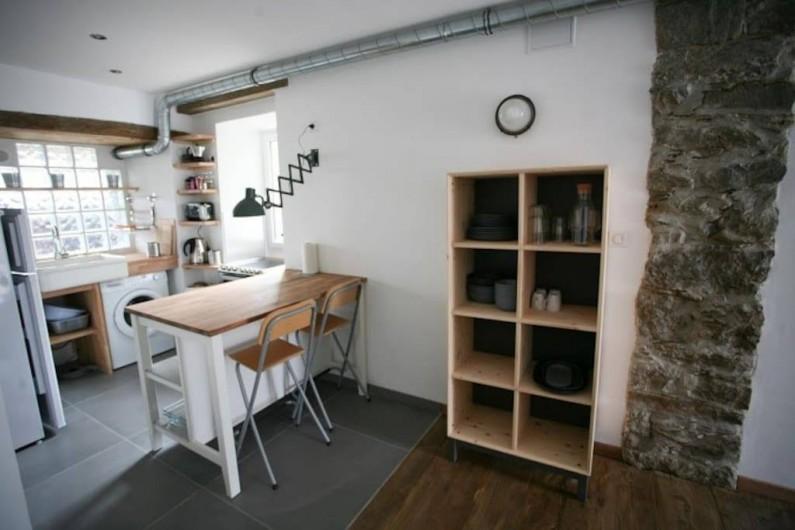 Location de vacances - Studio à Riventosa