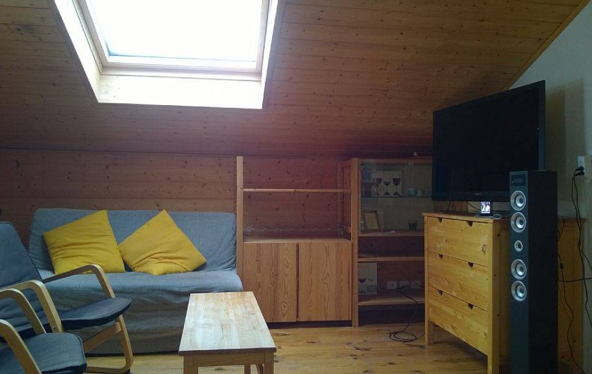 Location de vacances - Appartement à Anniviers