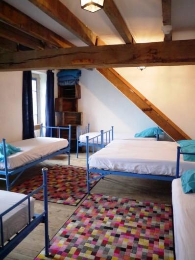 Location de vacances - Gîte à Saint-Rémy-de-Blot - chambre 1