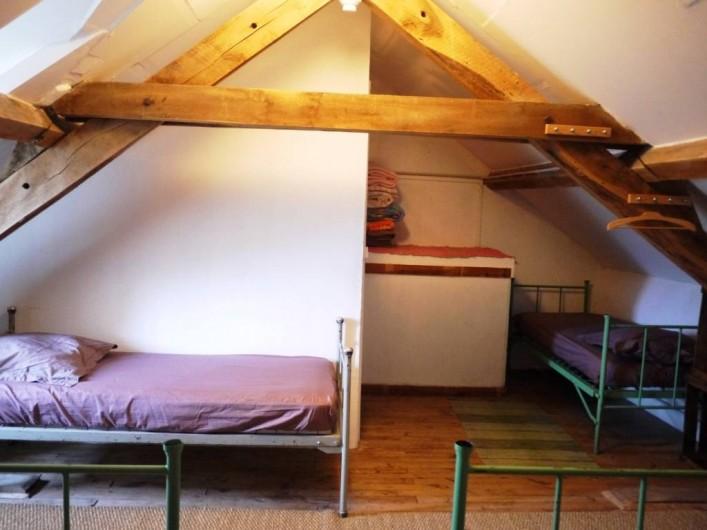 Location de vacances - Gîte à Saint-Rémy-de-Blot - chambre 2