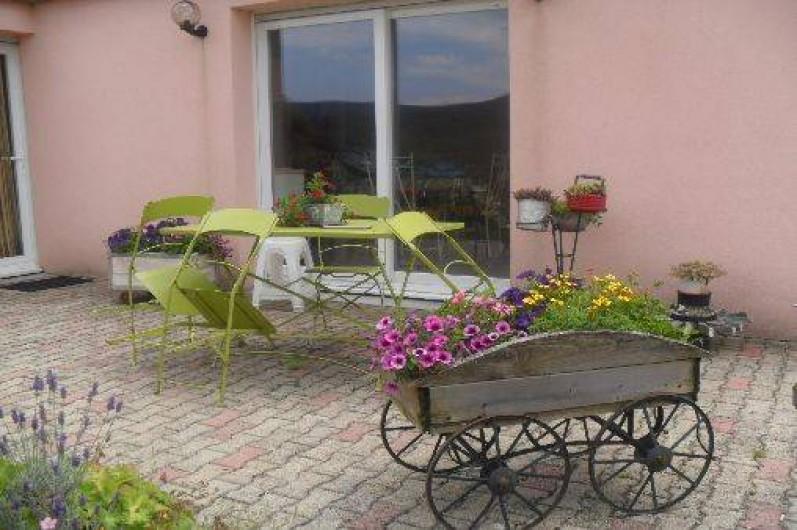 Location de vacances - Studio à Combrimont