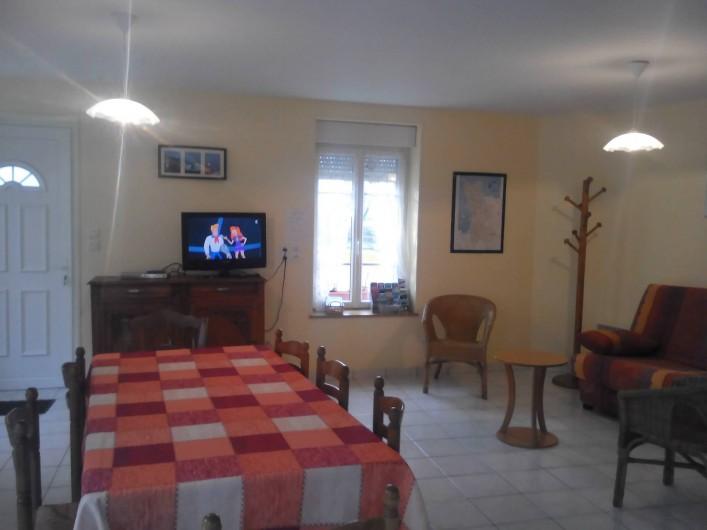 Location de vacances - Gîte à Saint-Pair-sur-Mer