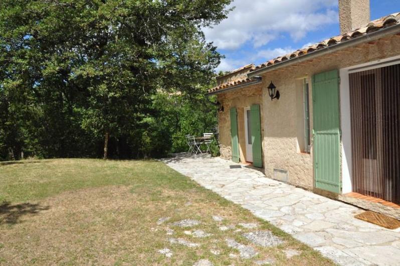 Location de vacances - Gîte à Castellet