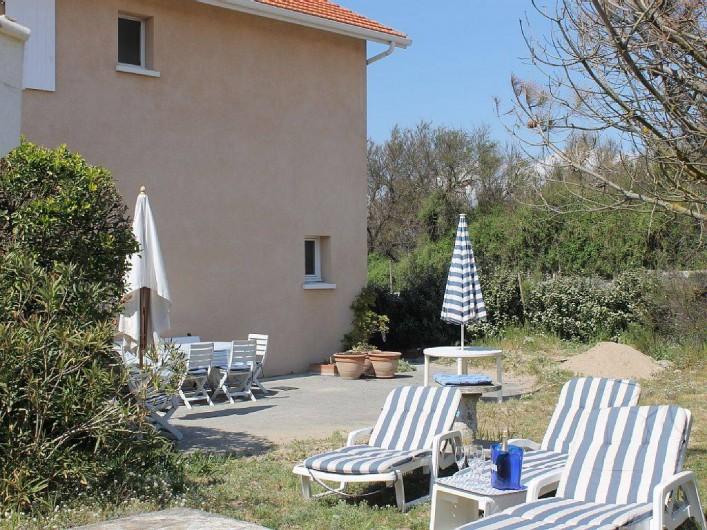 Location de vacances - Villa à Soulac-sur-Mer