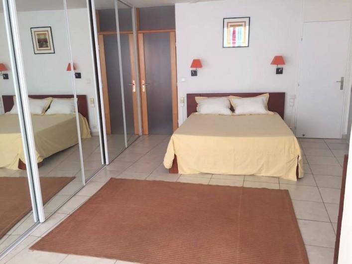 Location de vacances - Appartement à La Grande-Motte