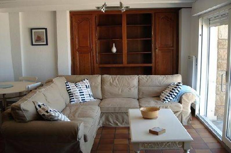 Location de vacances - Appartement à Pléneuf-Val-André