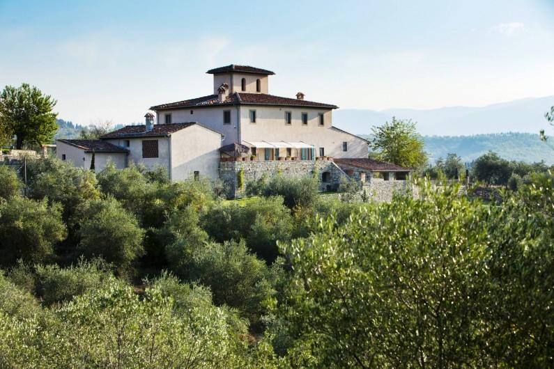 Location de vacances - Villa à San Donato In Collina - Les alentours