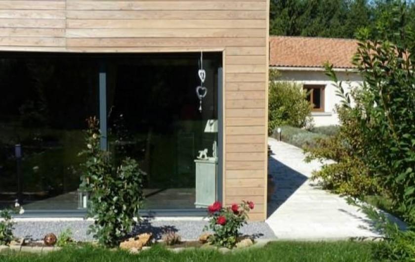 Location de vacances - Chambre d'hôtes à Rouvres-en-Woëvre - Au Coeur des Pinastres