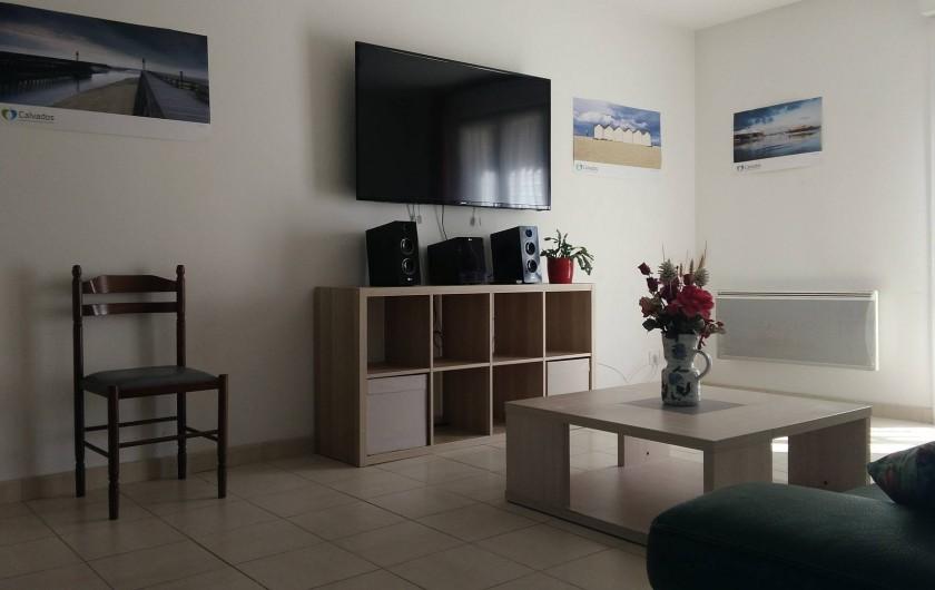 Location de vacances - Appartement à Biéville-Beuville