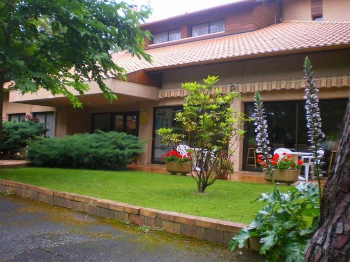 Location de vacances - Studio à Soorts-Hossegor