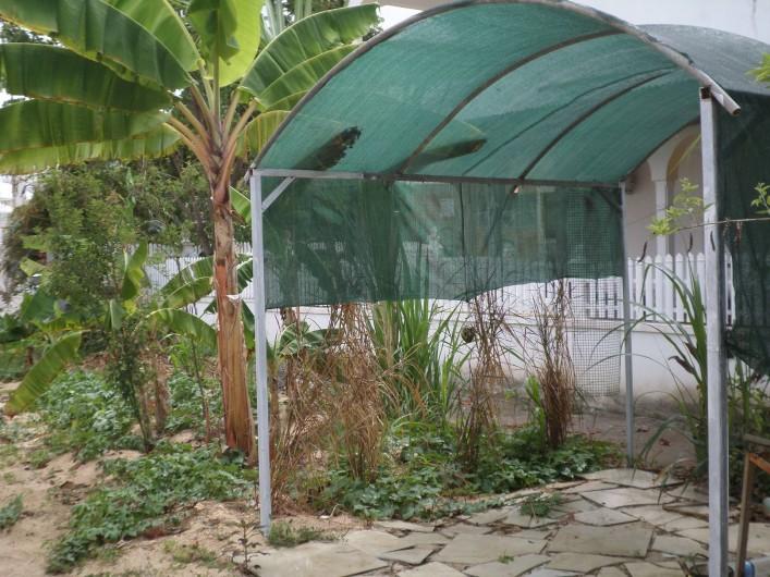 Location de vacances - Appartement à Port-Louis - Abri jardin