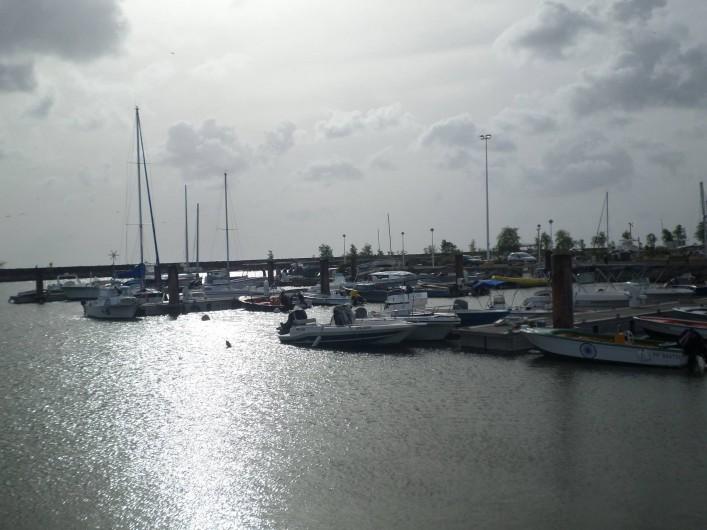 Location de vacances - Appartement à Port-Louis - La Marina