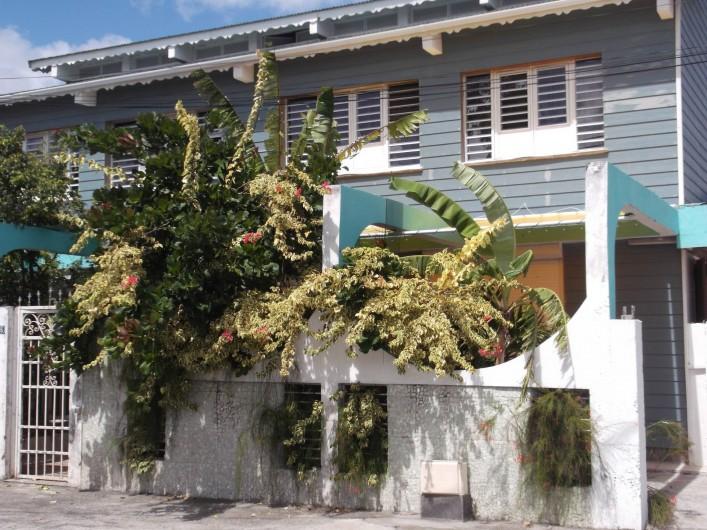 Location de vacances - Appartement à Port-Louis - Avant villa