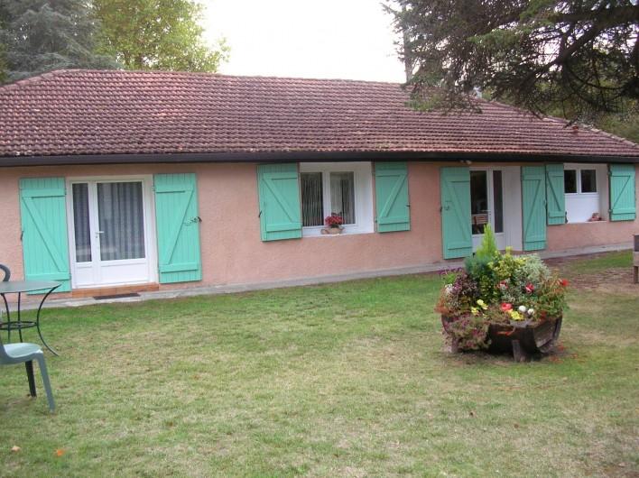 Location de vacances - Maison - Villa à Lège-Cap-Ferret - Maison des deux logements