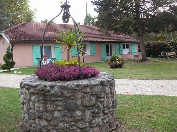 Location de vacances - Maison - Villa à Lège-Cap-Ferret - Maison