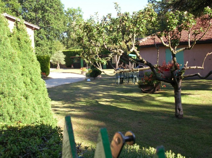 Location de vacances - Maison - Villa à Lège-Cap-Ferret - Aperçu du jardin