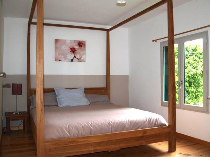 Location de vacances - Gîte à Meilhan-sur-Garonne - Chambre Bambou