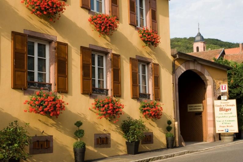 Location de vacances - Gîte à Orschwiller - Maison