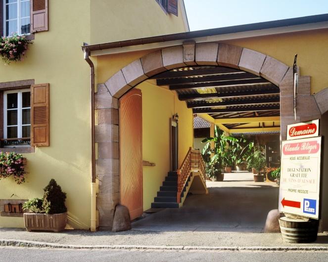 """Location de vacances - Gîte à Orschwiller - """"Marie Jeanne"""" Coin Salon"""