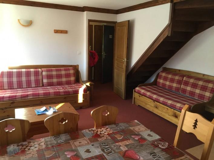 Location de vacances - Appartement à Valloire - Séjour