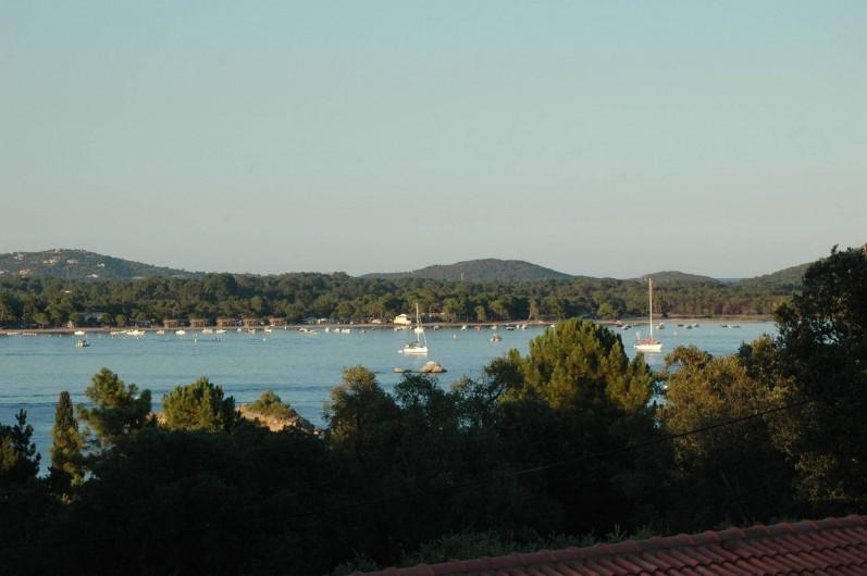 "Location de vacances - Villa à Porto-Vecchio - Vue de la villa ""C"""