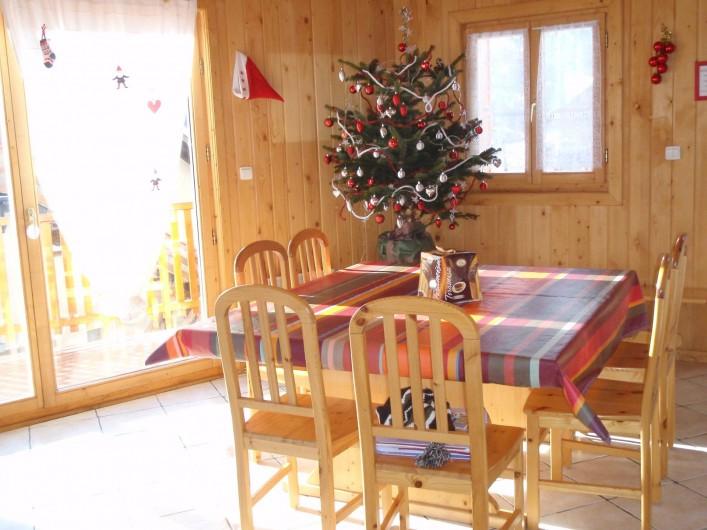 Location de vacances - Chalet à Serre Chevalier