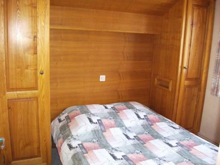 Location de vacances - Appartement à Berrwiller - petite chambre à coucher