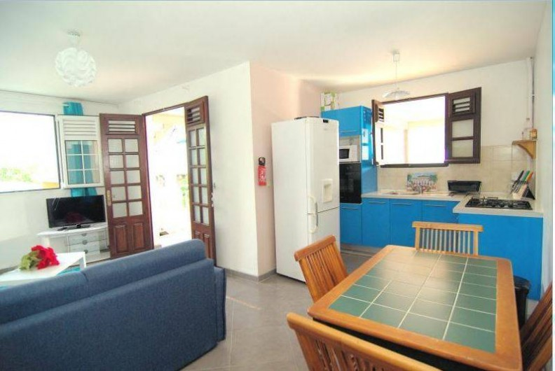 Location de vacances - Appartement à Sainte-Anne
