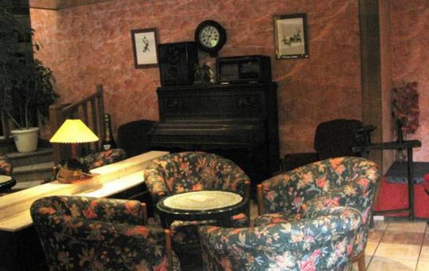Location de vacances - Hôtel - Auberge à Moussy