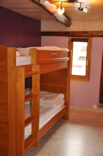 Location de vacances - Appartement à Ceillac - La chambre 2