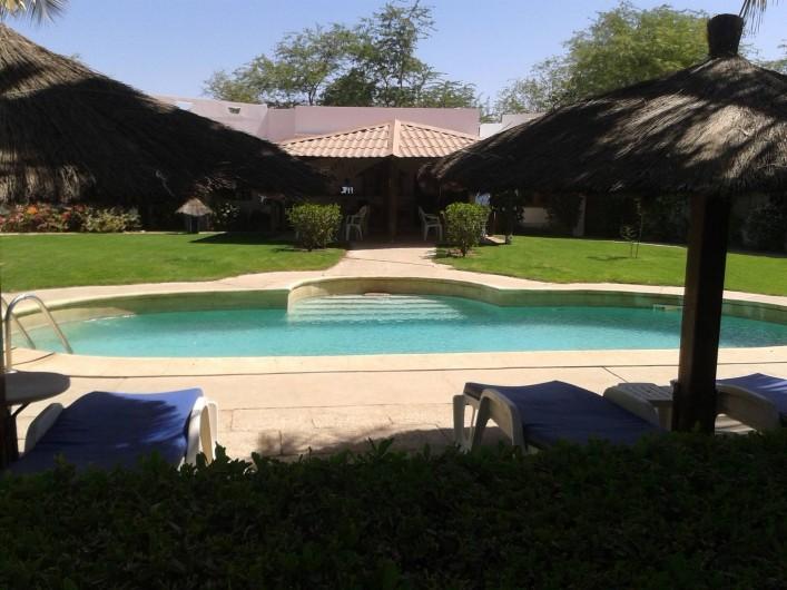 Location de vacances - Hôtel - Auberge à Saly Portudal