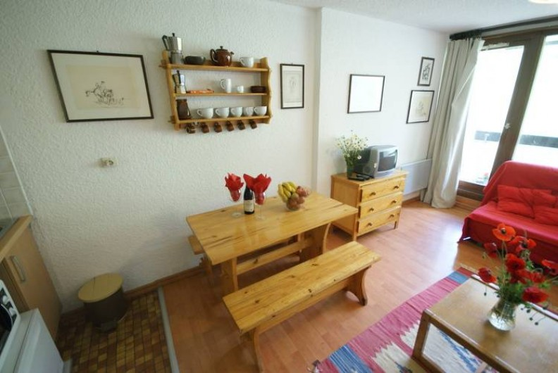 Location de vacances - Studio à Montgenèvre