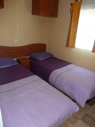Location de vacances - Bungalow - Mobilhome à Carcans