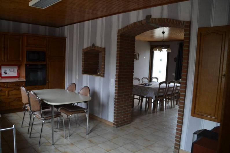 Location de vacances - Gîte à Jollain-Merlin