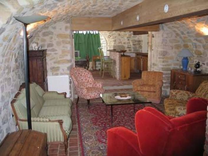 Location de vacances - Gîte à Grospierres - Eglantier