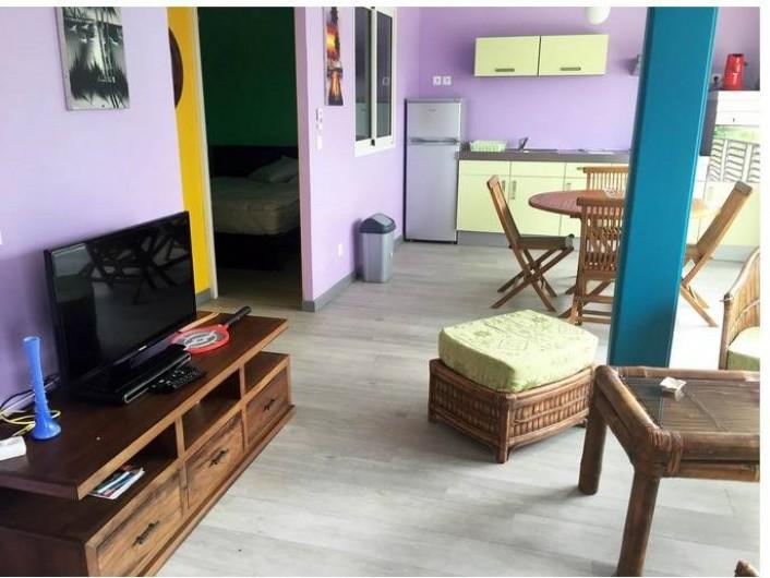 Location de vacances - Gîte à Petit Bourg - Ti Jako