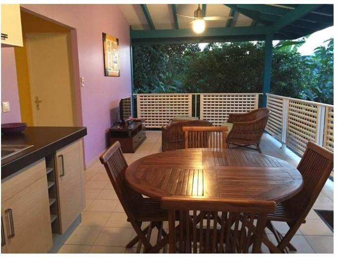 Location de vacances - Gîte à Petit Bourg - Ti Igwan