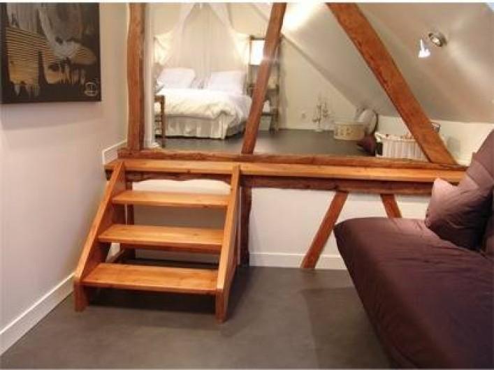 Location de vacances - Chambre d'hôtes à Acheux-en-Amiénois - Hortense