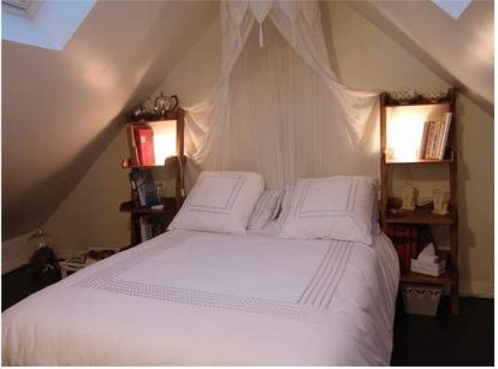 Location de vacances - Chambre d'hôtes à Acheux-en-Amiénois - Chambre Hortense  étage