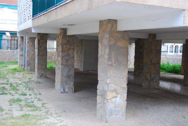 Location de vacances - Appartement à Santa Pola - Parking prive
