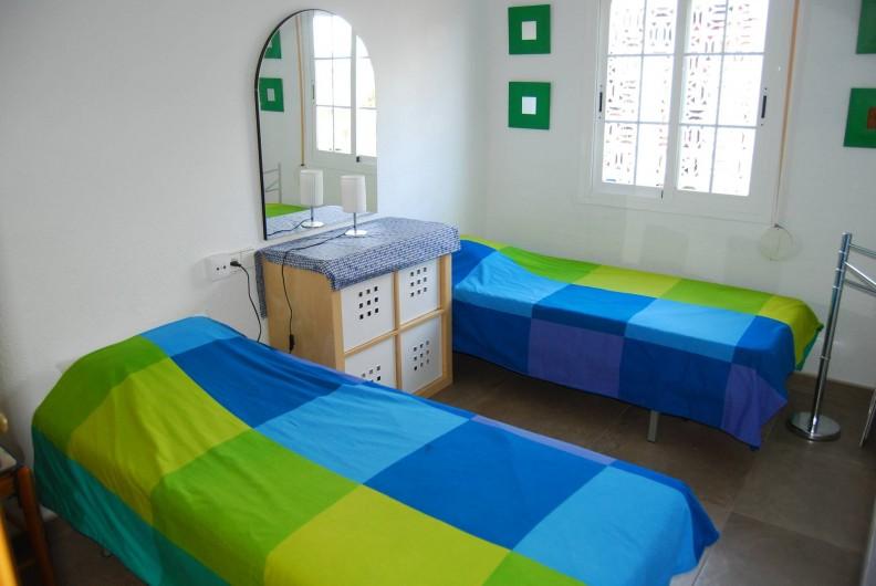 Location de vacances - Appartement à Santa Pola - chambre 3