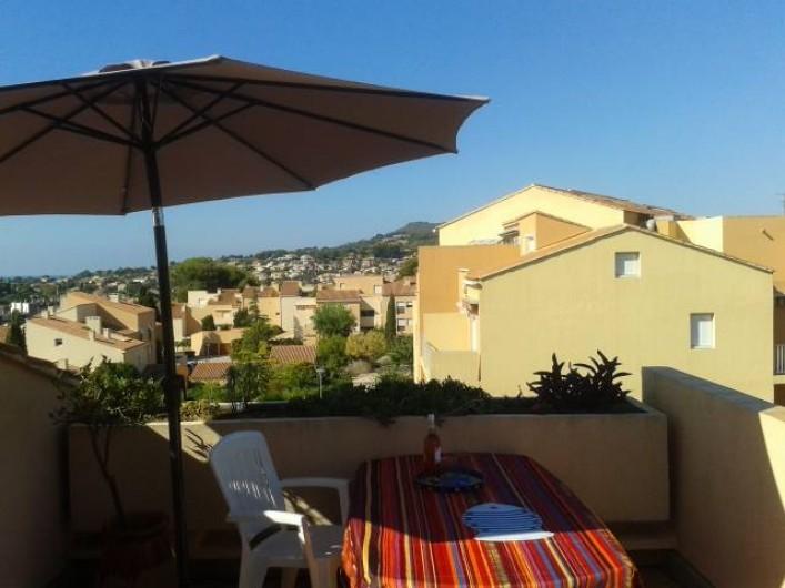 Location de vacances - Appartement à Carqueiranne - Cuisine