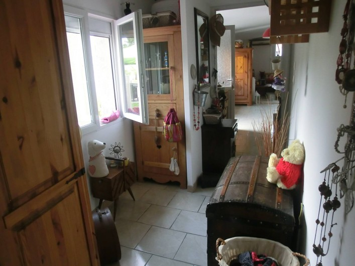 Location de vacances - Appartement à Thuir